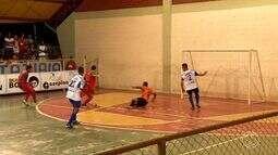 Três Rios bate Itatiaia por 7 a 4 e vence a primeira na Copa Rio Sul de Futsal
