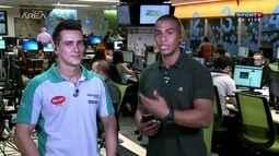 Vencedor de etapa da Stock Car, Diego Nunes fala sobre a modalidade
