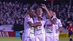 Os gols de Operário-PR 2 x 1 Criciúma, pela Copa do Brasil
