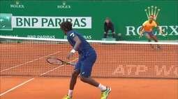 Monte Carlo - Monfils x Nadal - Final