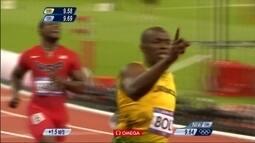 Pílulas olímpicas: Usain Bolt ganha medalha de ouro nos 100m nas Olimpíadas de Londres