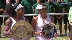 Wimbledon eleva premiação em 5%, serão distribuídos no total mais de 28 milhões de libras