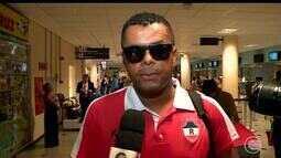 River-PI embarca para Goiânia e equipe está cautelosa, mas acreditando na classificação