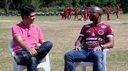 Papo de atleta: jogador de futebol capixaba fala sobre carreira no Oriente Médio
