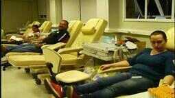 Hemocentro de Uberaba faz apelo para aumento de doação de sangue