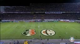 Longas filas marcaram a venda de ingressos para final da Copa do Nordeste