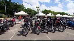 Motociclistas se mobilizam para ajudar famílias de bebês com microcefalia