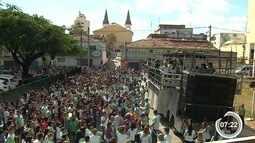 Cinco mil pessoas participam de caminhada evangélica em Jacareí