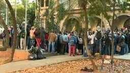 Escola símbolo das manifestações de estudantes volta a ser ocupada