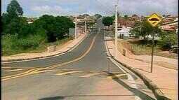 Ponte que liga bairros Urciano Lemos e Cincinato de Ávila é construída em Araxá