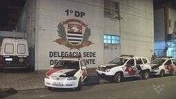 Polícia prende assaltantes armados em São Vicente