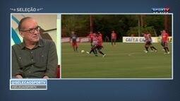 Comentaristas analisam busca do Flamengo poor novo zagueiro