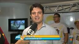 'Maio Amarelo' alerta sobre perigos do trânsito em Campina Grande