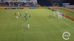 Bragantino largou bem na disputa contra o Avaí na Copa do Brasil