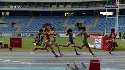 Mais uma atleta brasileira garante vaga na Olimpíadas em Atletismo