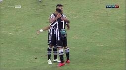 Ceará vence Joinville e confirma vaga para terceira fase da Copa do Brasil