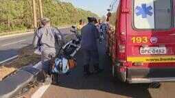 Um dia após Uberlândia ficar sem ambulâncias, bombeiros recebem ajuda