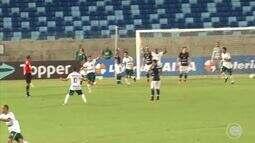 Confira os gols da primeira rodada do Brasileirão Série C