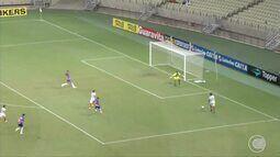 River-PI empaca na estreia da Série C contra o Fortaleza em jogo disputado