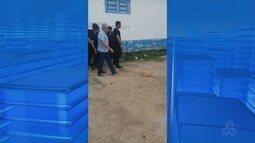 Ex-governador de Roraima Neudo Campos se entrega à polícia