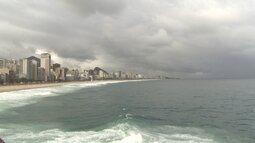 Rio registra dia mais frio do ano nessa terça-feira