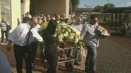 Foram enterrados nesta quarta-feira médicos do SAMU envolvidos na tragédia em Piracicaba