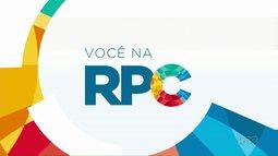"""Telespectadores participam do Paraná TV usando o aplicativo """"Você na RPC"""""""