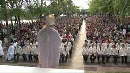 Veja como foram as celebrações de Corpus Christi na região noroeste
