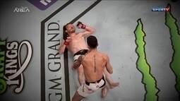 Três brasileiros lutam no card principal do UFC Fight Night