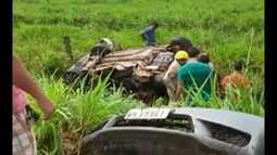 Casal morre após acidente na rodovia PA-150