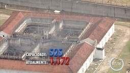 Dois detentos foram encontrados mortos após rebelião no CDP de São José