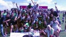 Minas conquista o Candangão feminino e Gama fica com o 3º lugar