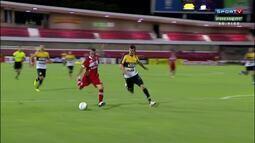 Confira os gols de CRB 2 x 1 Criciúma, em Maceió, pela Série B