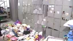Funcionários fazem mutirão para recuperar estragos em escola de Itupeva
