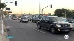Avenida Cristiano Machado é uma das que mais registram acidentes em Belo Horizonte, diz PM