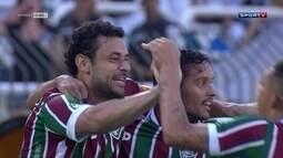 Com gol de Fred, Fluminense vence clássico contra o Botafogo pelo Brasileirão