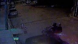 Homens assaltam restaurante na Zona Norte do Recife