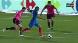 PC Vasconcelos fala sobre vitória da França sobre a Escócia em amistoso internacional