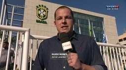 Tite deve ser anunciado oficialmente como novo técnico da seleção brasileira