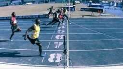 Brasileiro fica a um centésimo do índice Olímpico nos 100m