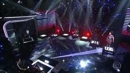 Participantes cantam sucesso do Maroon 5