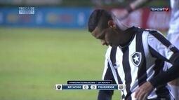 Comentaristas falam sobre o momento preocupante do Botafogo no Brasileirão