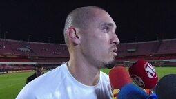 """""""O time tem jogado, mas em alguns momentos cometido vacilos"""", diz Maicon"""