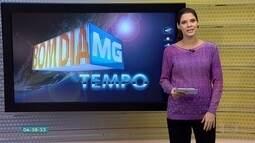 Previsão é de tempo frio no fim de semana em regiões de Minas