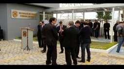 Polícia Federal inaugura nova sede em Macaé, no RJ