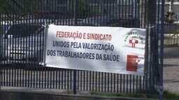Funcionários do Hospital Municipal de Cubatão continuam em greve