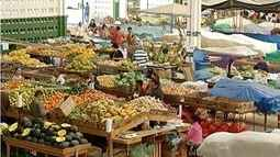 Feirantes do Mercado Municipal de Montes Claros reclamam de insegurança