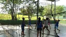 Propaz promove programação esportiva para crianças e adolescentes em julho