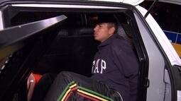 Jovem é preso suspeito de arrombar agência de banco, em Belo Horizonte