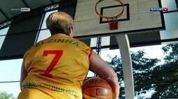 Na cola da Tocha entrevista Elza Pacheco, bicampeã dos Jogos Pan-Americanos no basquete